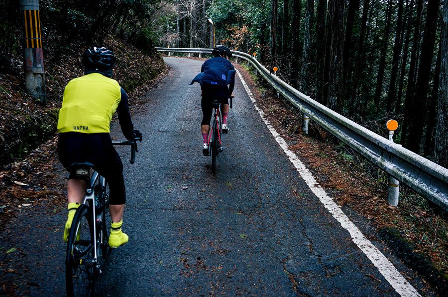Canyon ride in Kyoto